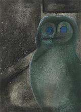 GEORGES HUGNET (1906-1974) - CHOUETTE