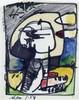 GIANNI DOVA (1925-1991)   SANS TITRE, 1954, Gianni Dova, €400