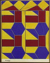 KAREL MAES (1900-1974) - COMPOSITION