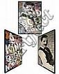 Street Art: PATRICK RUBINSTEIN A kind of magic ,, Patrick Rubinstein, Click for value