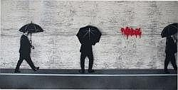 Street Art: NICK WALKER Anglais 1969 - Vandal