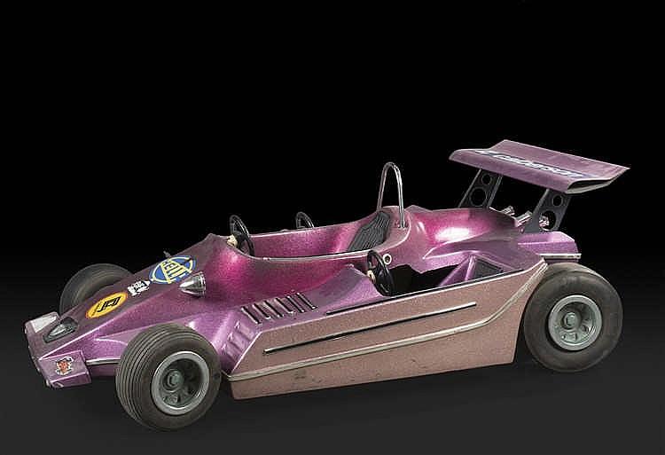 Anonyme Formule 1 trois places, sujets de manège