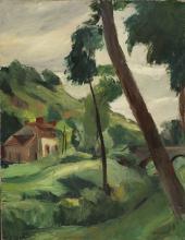 Charles KVAPIL (1884-1958) - MAISON SOUS-BOIS