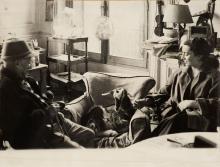 Edward QUINN (1920-1997) - DANS LA SALLE A MANGER