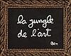 BEN (BENJAMIN VAUTIER DIT) (NE EN 1935)    LA JUNGLE DE L'ART, 1988, Benjamin (1935) Vautier, €70