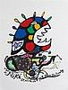 D'APRES NIKI DE SAINT PHALLE (1930-2001)    SANS TITRE, 1995, Niki de Saint Phalle, €150
