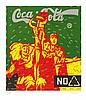 *WANG GUANGYI (NE EN 1957)   GREAT CRITICISM-COCA COLA (GREEN), 2006, Guangyi Wang, €1,200