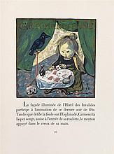 LEONARD TSUGUHARU FOUJITA (1886-1968)    PETITS MÉTIERS & GAGNE-PETIT, 1960