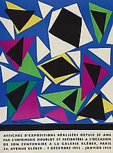 HENRI MATISSE (1869-1954)   AFFICHES D'EXPOSITIONS,  1952-1953