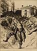 JAMES TISSOT (1836-1902)   GRAND' GARDE (SOUVENIR DU SIEGE DE PARIS), 1878, James Tissot, €80