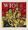 *WANG GUANGYI (NE EN 1957)   GREAT CRITICISM-WTO, 2006, Guangyi Wang, €1,200