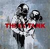 BANKSY (NE EN 1974)    BLUR-THINK TANK, 2003,  Banksy, €200
