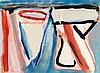 BRAM VAN VELDE (1895-1981)   SANS TITRE, Bram van Velde, €250