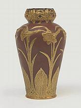Christofle   Petit vase balustre