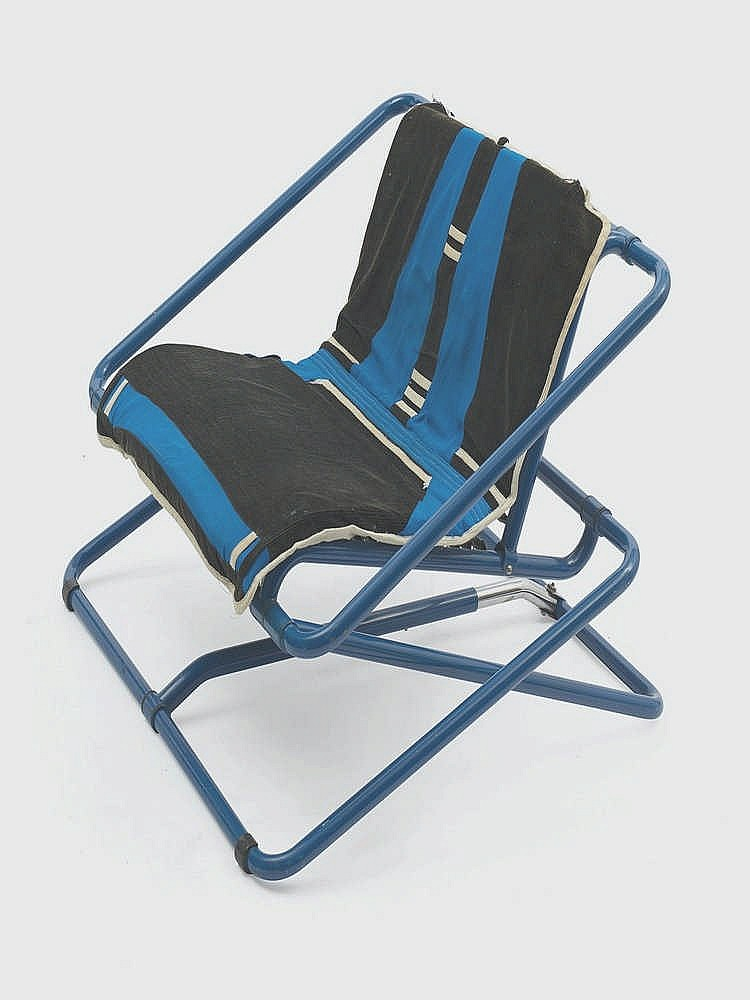 Ron arad ne en 1951 fauteuil quotrocking chairquot for Fauteuil rocking chair