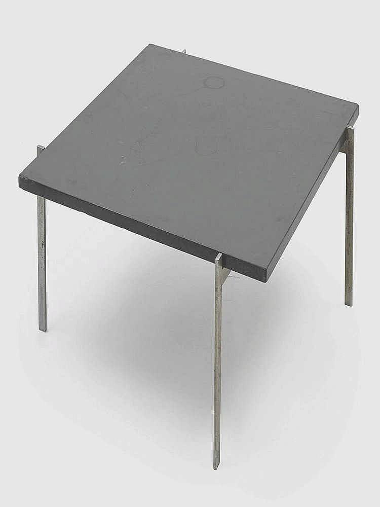 Poul kjaerholm 1929 1980 table basse modele pk61 - Table basse polypropylene ...