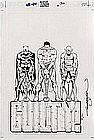 MAHNKE DOUG   JLA (JUSTICE LEAGUE OF AMERICA IN.), 2003