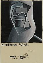 GILLES BARBIER (NE EN 1965)  SANS TITRE, 1996