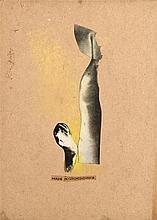 JIRI KOLAR (1914-2002) MADE IN CZECHOSLOVAKIA Collage de photographies