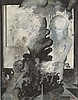 LJUBA (1934-2016) (LJUBOMIR POPOVIC DIT)  GRBOT, 1972   Encres, encre,  Ljuba, €800