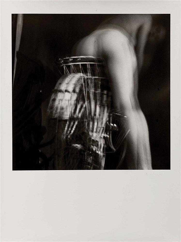 HANS BELLMER (1902-1975) BICYCLETTE TREMBLANTE Tirage photographique e