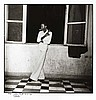 Keita Seydou 1921 – 2001  Tirage argentique 1998 d'après une prise  de vue de 1977.  Sig, Seydou Keita, €3,000