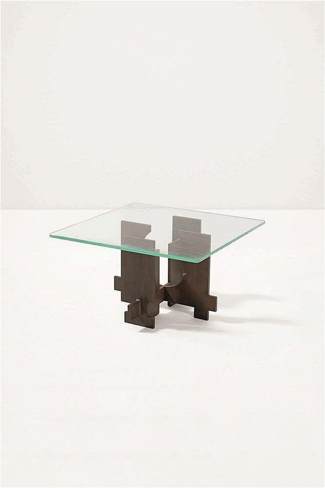 Francesco marino di teana 1920 2012 table basse forme e - Table basse forme galet ...