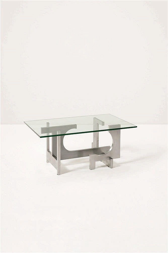 Francesco Marino Di Teana 1920 2012 Petite Table Basse 1