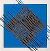 Jesus Rafael Soto (1923-2005) Sans titre. Lithographie en couleur, Jesus-Raphael Soto, €800