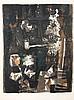 Antoni Clavé (1913-2005) Roi à la pipe, 1948. lithographie en cou, Antoni Clave, €150