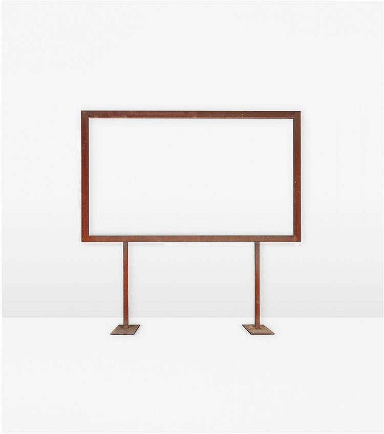sislej xhafa n en 1970 hole of wish 2009 acier corten p. Black Bedroom Furniture Sets. Home Design Ideas