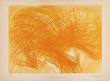 JEAN MESSAGIER (1920-1999) - Soleil endormi