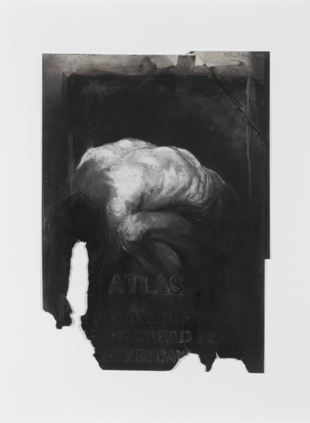 MICHAËL AERTS (NÉ EN 1979) - Atlas, 2011