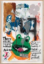 JUSTIN LIEBERMANN (né en 1977) - Picture for Children 2, 2005.