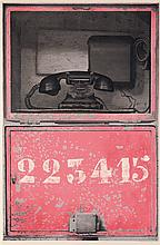 Marcel Maeyer (né en 1920) Téléphone, 1974