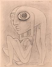 Victor Brauner (1903-1966); Arié Mandelbaum (né en 1939);