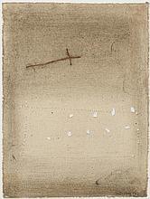 LEOPOLDO NOVOA (1919-2012) Sans titre, 1992. Technique mixte et collage su