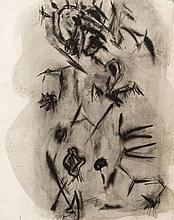 Englebert Van Anderlecht (1918-1961) Composition abstraite (n°218), 1954 L