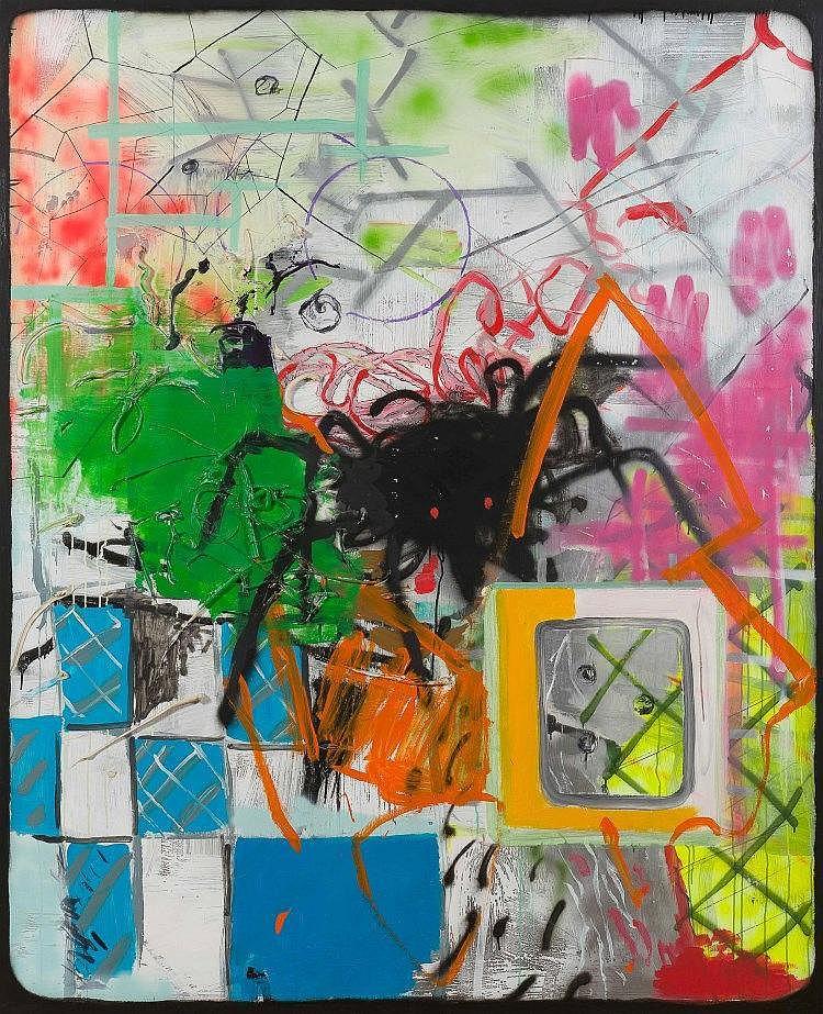 XAVIER NOIRET-THOME (né en 1971)  - Tentation (L'araignée), 2003