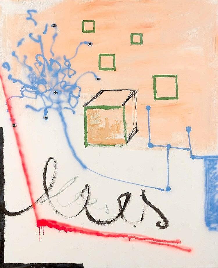 XAVIER NOIRET-THOME (né en 1971)  - Les Artifices, 2003