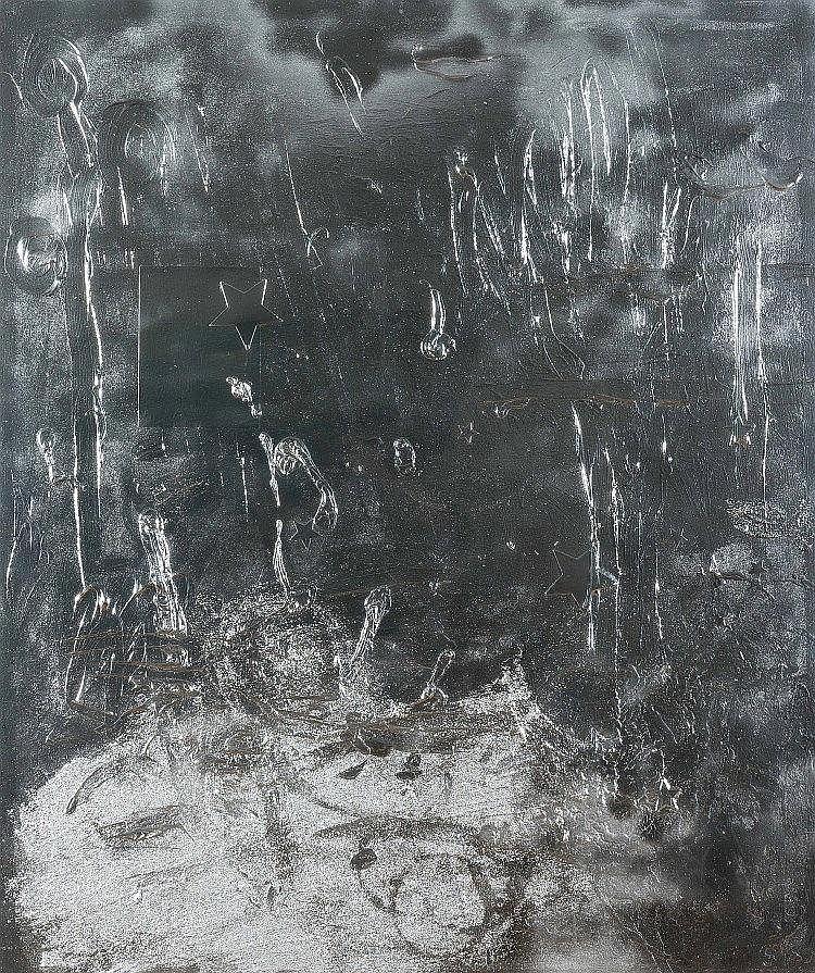 XAVIER NOIRET-THOME (né en 1971)  - Esulé, séries des chromos, 2005