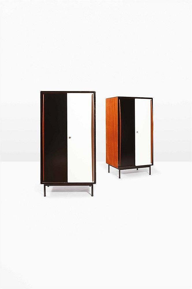 willy van der meeren 1923 2002 armoire de rangement m ta. Black Bedroom Furniture Sets. Home Design Ideas