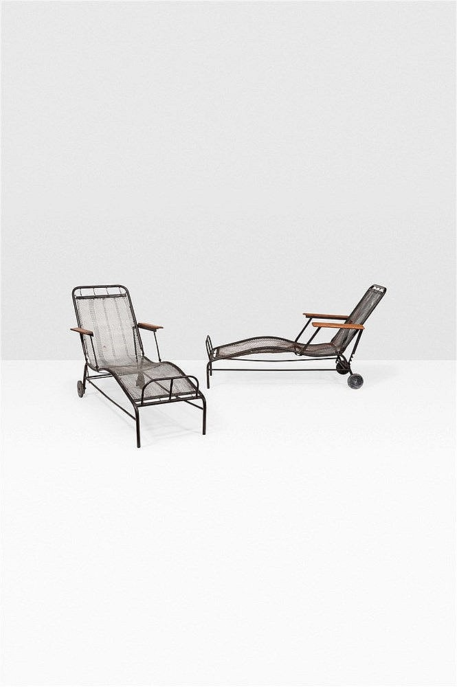 jean prouv 1901 1984 en collaboration avec jules leleu 1. Black Bedroom Furniture Sets. Home Design Ideas