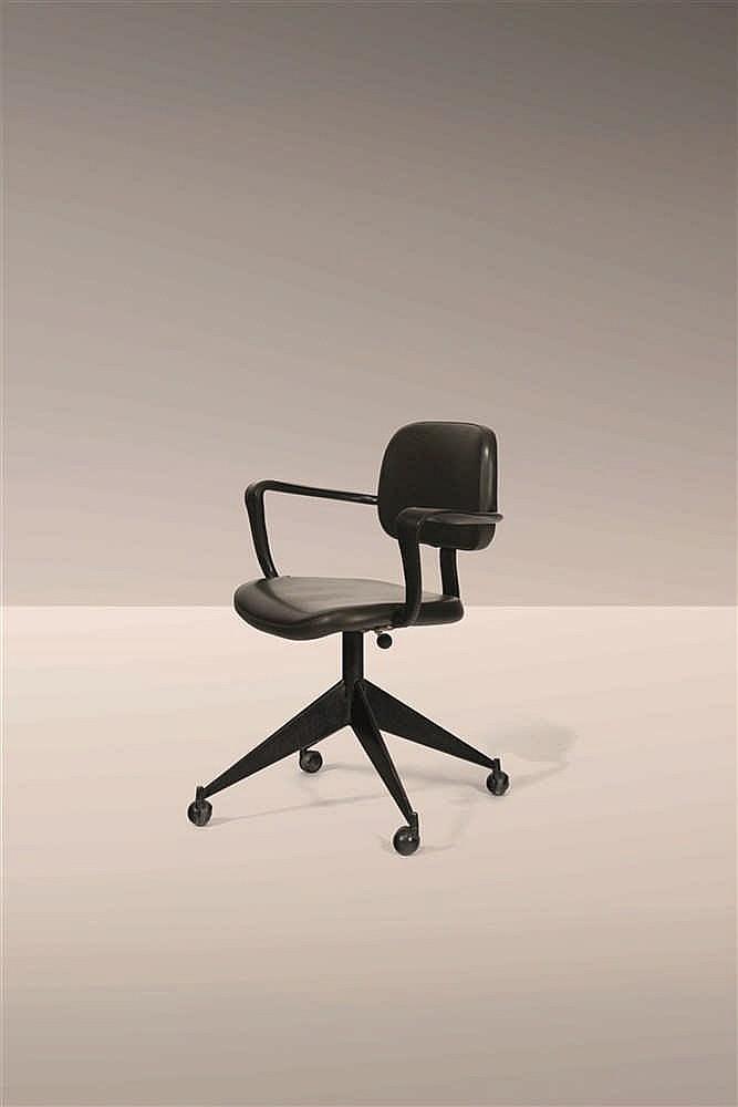 Jules wabbes 1919 1974 chaise de bureau - Chaise bureau massante ...