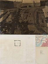 DENNIS OPPENHEIM (1938-2001)  Floor Specifications, Gallery #12, Amsterdam