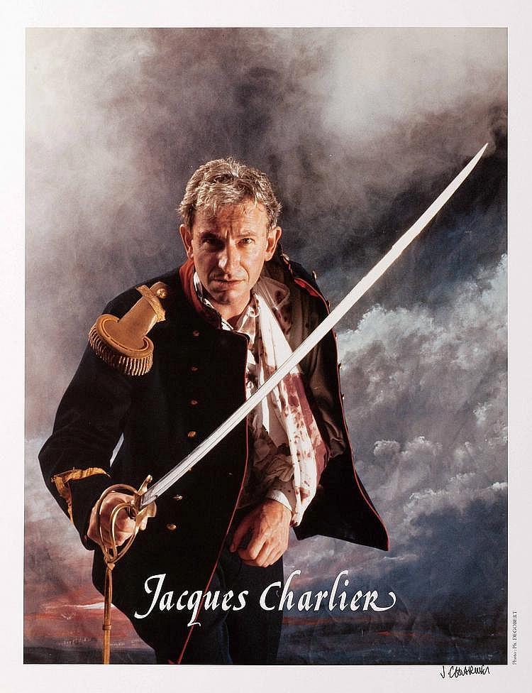 Jacques Charlier, (né en 1939),