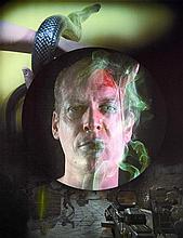Tony OURSLER (né en 1957),