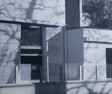 BERT DE BEUL (1961): UNTITLED, OIL ON CANVAS, DATED 2013