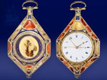 128th Cortrie Auction: Fine Pocket- & Wristwatches (NO LIVE FEE)
