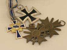 Orden: Konvolut Orden, 2. Weltkrieg